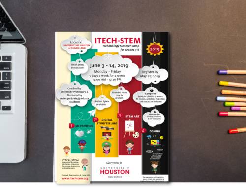 ITECH-STEM 2019 Summer Technology Camp-Registrations are open!