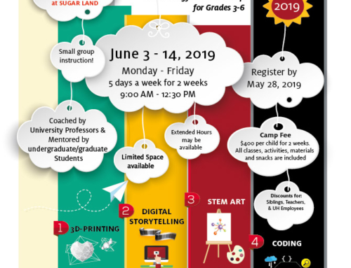 ITECH-STEM 2019 Flyer